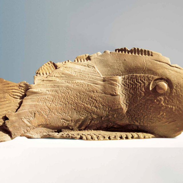 26-_AK-Gallery-Eleni-Kolaitou-bent-bronze-fish-sculpture