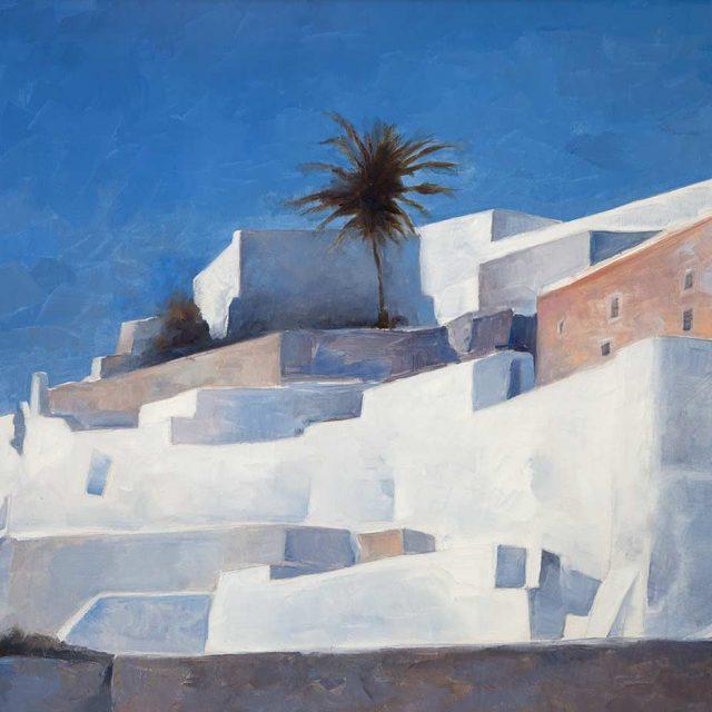 34_AK-Art-Gallery-Christoforos-Asimis-oil-painting-traditional-mediterranean-architecture-santorini-greece
