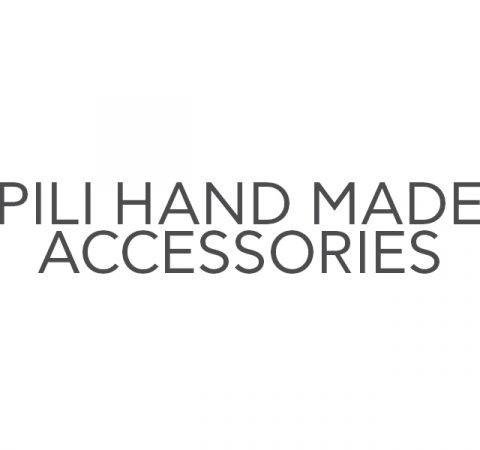 fabrica tenants Pili Hand Made Accessories